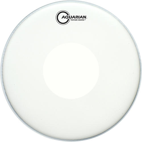 Aquarian Texture Coated Power Dot Drumhead  12 in.