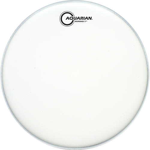 Aquarian Texture Coated Response 2 Drumhead  6 in.