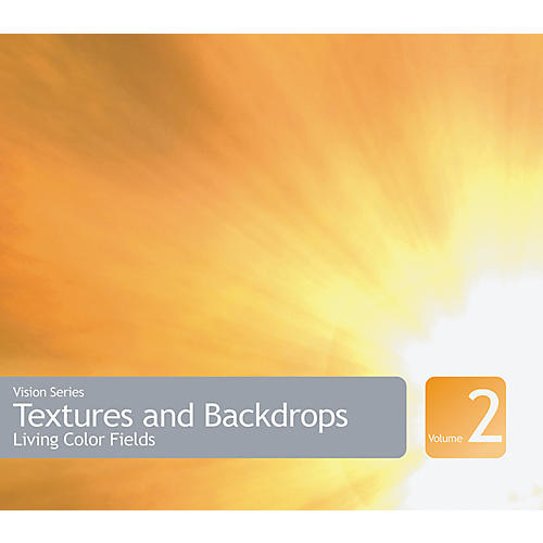 Sony Textures and Backdrops Vol II: Living Color Fields Collection ACID Loop CDs