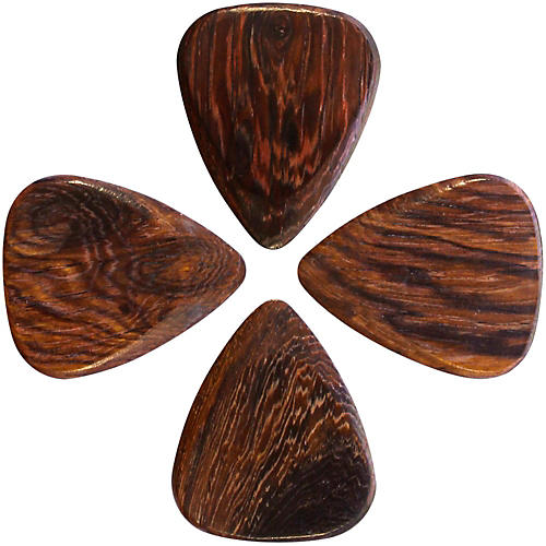 Timber Tones Thai Rosewood Guitar Picks, 4-Pack-thumbnail