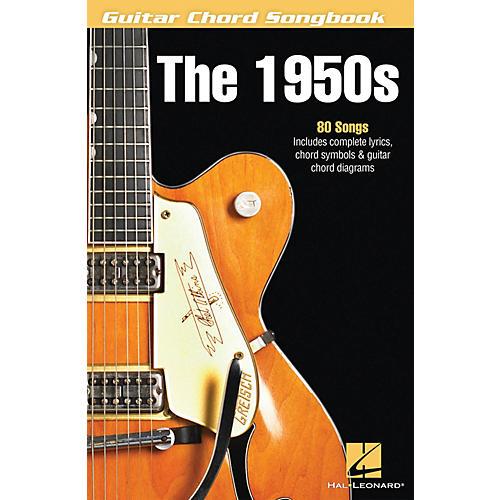 Hal Leonard The 1950s - Guitar Chord Songbook-thumbnail