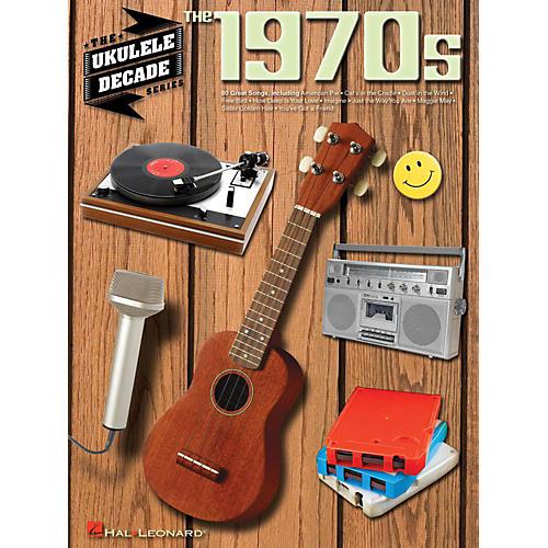 Hal Leonard The 1970s - The Ukulele Decade Series-thumbnail