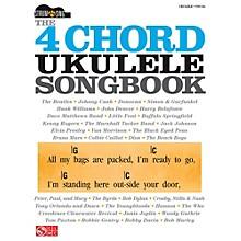 Cherry Lane The 4 Chord Ukulele Songbook  Strum & Sing Series