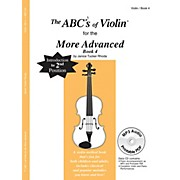 Carl Fischer The ABC's Of Violin for the More Advanced, Bk 4 (Book + CD)