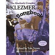 Transcontinental Music The Absolutely Complete Klezmer Songbook Transcontinental Music Folios Series Softcover with CD