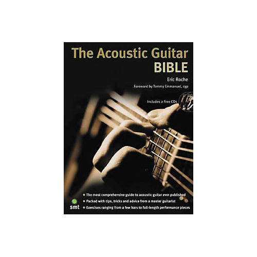 Sanctuary The Acoustic Guitar Bible ( Book/CD)-thumbnail