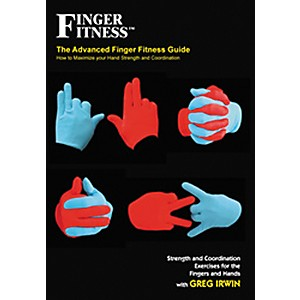 Finger Fitness The Advanced Finger Fitness Guide DVD by Finger Fitness