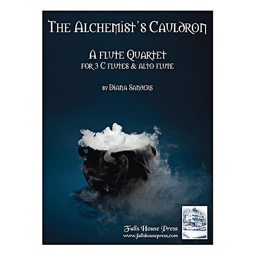 Theodore Presser The Alchemist's Cauldron (Book + Sheet Music)