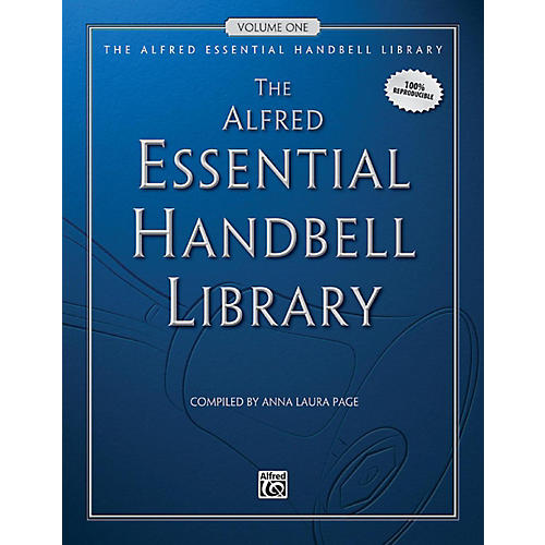 Alfred The Alfred Essential Handbell Library, Volume One Reproducible Book