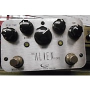 Rockett Pedals The Alien Echo Effect Pedal