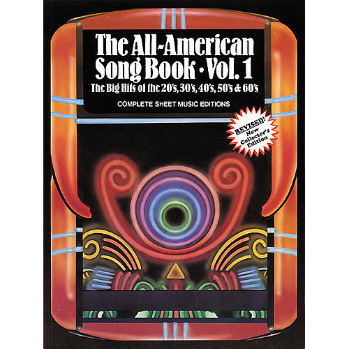 Creative Concepts The All-American Songbook Volume 1-thumbnail