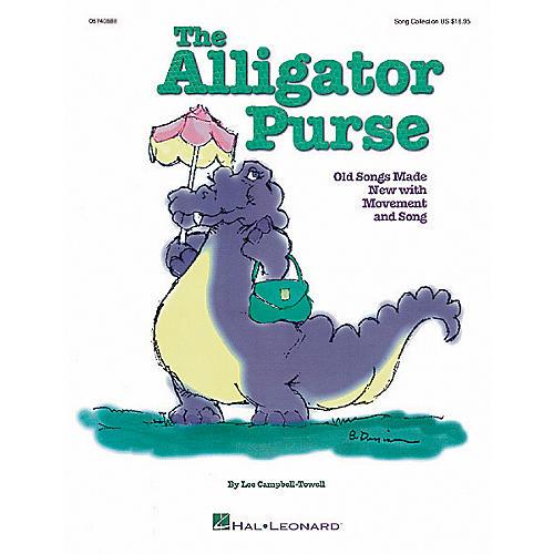 Hal Leonard The Alligator Purse Book-thumbnail