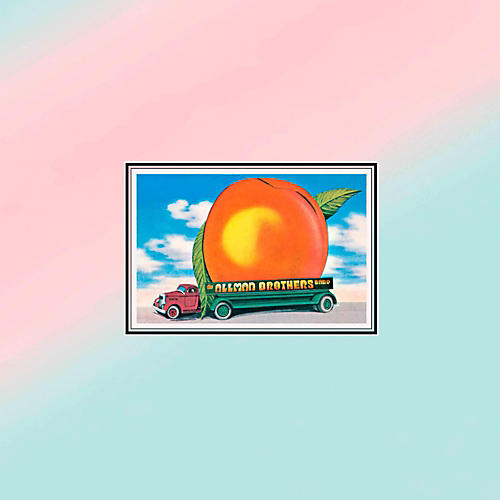 Universal Music Group The Allman Brothers - Eat A Peach [2LP]-thumbnail