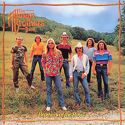 Alliance The Allman Brothers Band - Brothers Of The Road