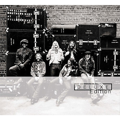 Universal Music Group The Allman Brothers Band - The Allman Brothers Band At Fillmore East Vinyl LP