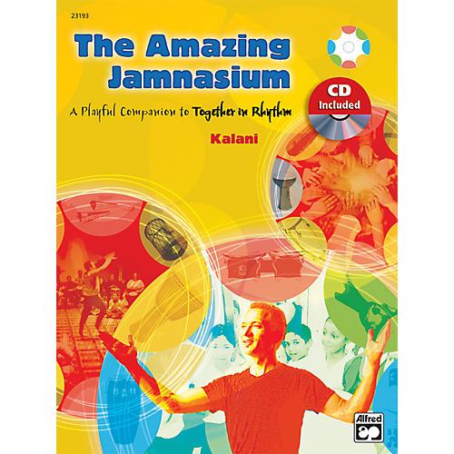 Alfred The Amazing Jamnasium Book/CD-thumbnail