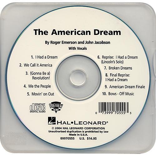 Hal Leonard The American Dream-thumbnail