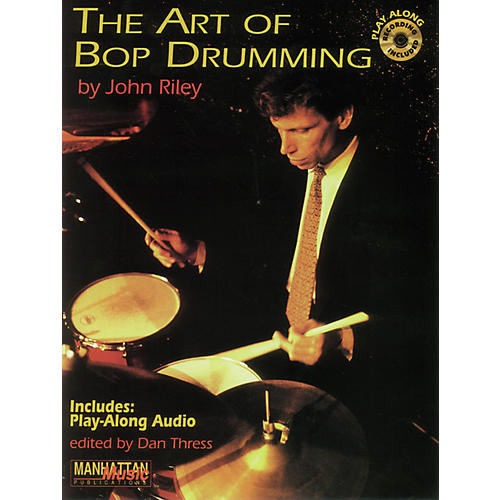 Alfred The Art Of Bop Drumming (Book/CD)-thumbnail