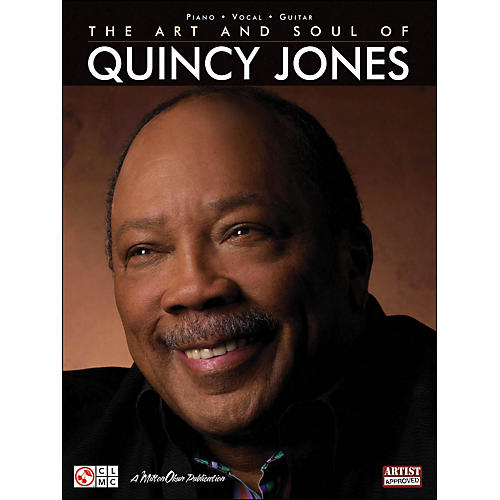 Cherry Lane The Art & Soul Of Quincy Jones arranged for piano, vocal, and guitar (P/V/G)-thumbnail