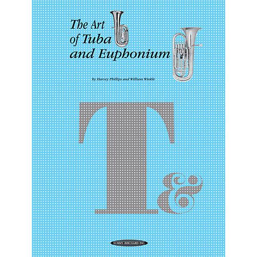 Alfred The Art of Tuba and Euphonium Playing-thumbnail