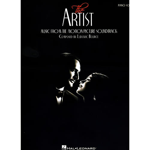 Hal Leonard The Artist - Music From The Motion Picture Soundtrack - Piano Solo Songbook-thumbnail