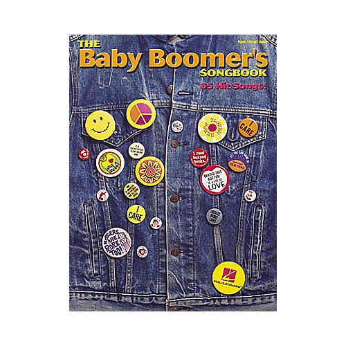 Hal Leonard The Baby Boomer's Songbook