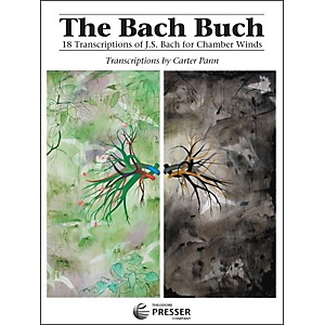 Carl Fischer The Bach Buch Book by Carl Fischer