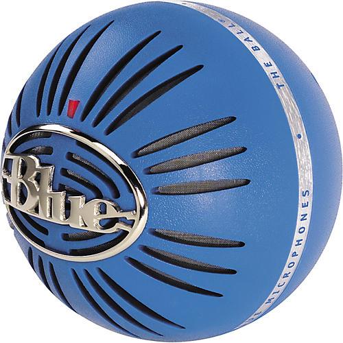 Blue The Ball Dynamic Microphone --  Phantom Powered