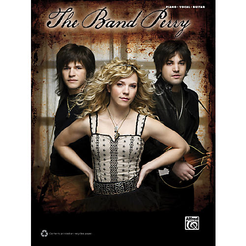Alfred The Band Perry - Piano/Vocal/Guitar Book-thumbnail