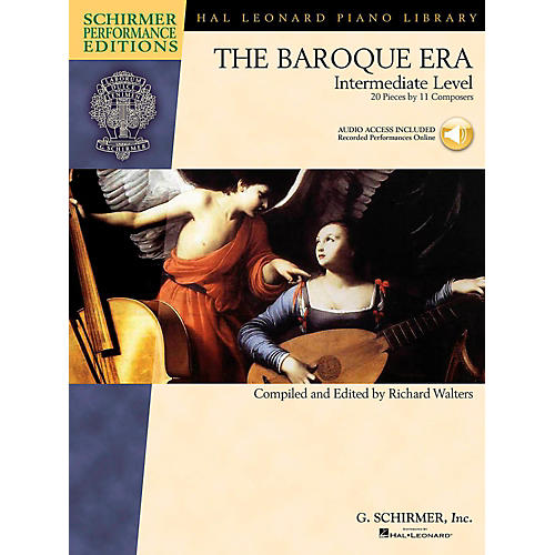 G. Schirmer The Baroque Era - Intermediate Level - Schirmer Performance Editions Book Online Audio Access-thumbnail