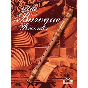 Fentone The Baroque Recorder Fentone Instrumental Books Series by Fentone