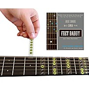 Fret Daddy The Basic Chords Combo Pack for Electric/Acoustic Guitar