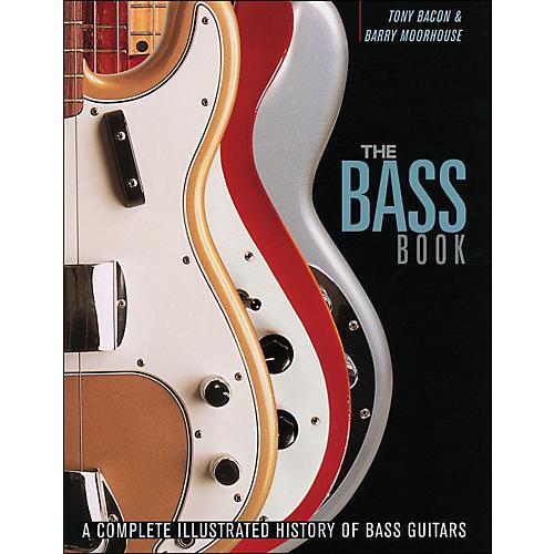 Backbeat Books The Bass Book