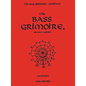 Carl Fischer The Bass Grimoire by Carl Fischer