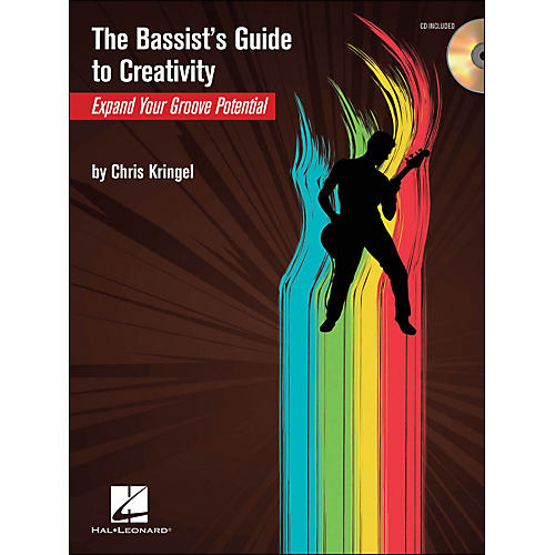 Hal Leonard The Bassist's Guide To Creativity Book/CD