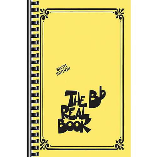Hal Leonard The Bb Real Book - Sixth Edition (Mini Size)-thumbnail