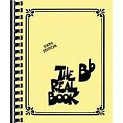 Hal Leonard The Bb Real Book - Volume 1 Sixth Edition