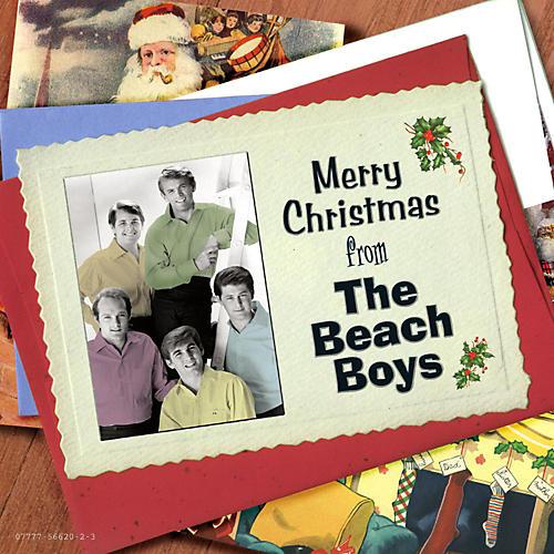Universal Music Group The Beach Boys - Merry Christmas From The Beach Boys CD-thumbnail