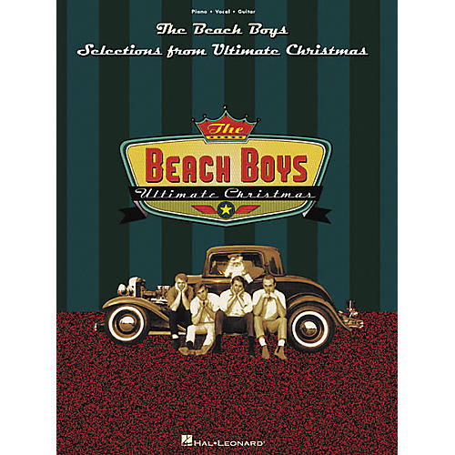 Hal Leonard The Beach Boys - Selections from Ultimate Christmas Piano, Vocal, Guitar Songbook