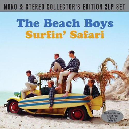 Alliance The Beach Boys - Surfin' Safari-Mono/Stereo