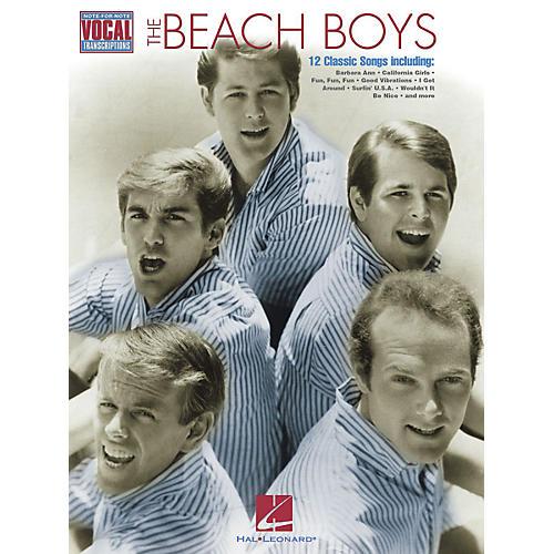 Hal Leonard The Beach Boys-thumbnail