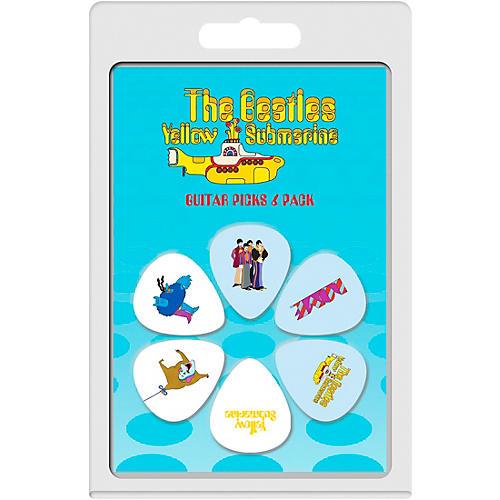 Perri's The Beatles - 6-Pack Guitar Picks