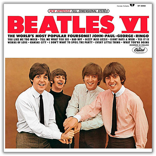Universal Music Group The Beatles / Beatles VI [Mini LP Replica]-thumbnail
