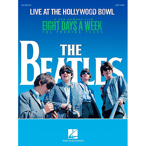 Hal Leonard The Beatles - Live At The Hollywood Bowl for Easy Piano-thumbnail