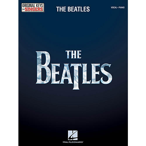 Hal Leonard The Beatles - Original Keys For Singers-thumbnail