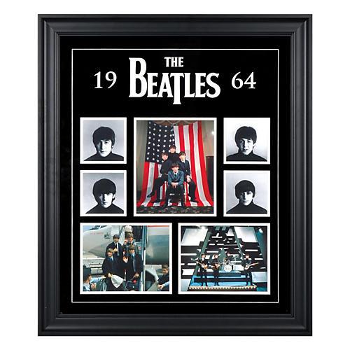 Mounted Memories The Beatles