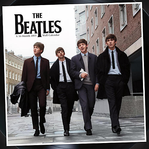 Browntrout Publishing The Beatles 2015 Calendar Square 12x12