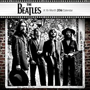Browntrout Publishing The Beatles 2016 Calendar Square 12 x 12 In.