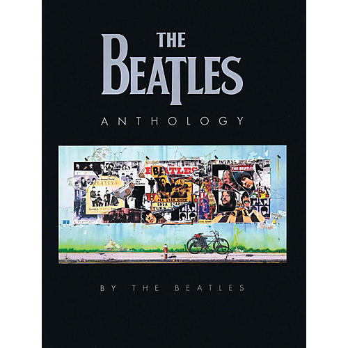 Hal Leonard The Beatles Anthology-thumbnail