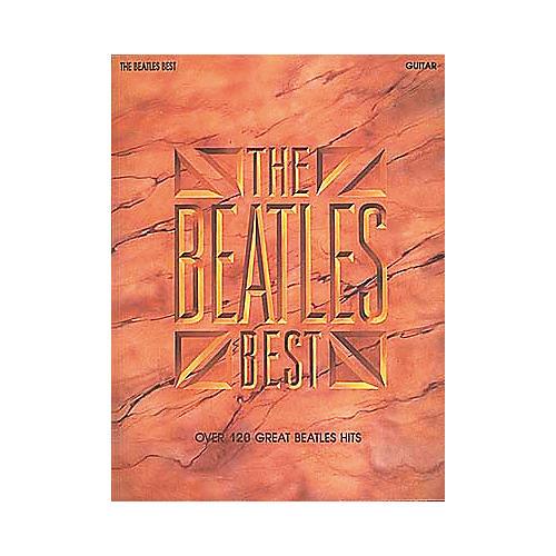 Hal Leonard The Beatles Best Guitar Songbook-thumbnail